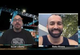 Reko Rivera Interview – American Ninja Warrior – 2019 Season