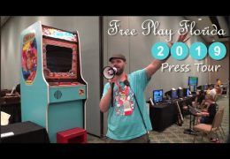 Free Play Florida 2019 – Orlando Florida – Press Tour