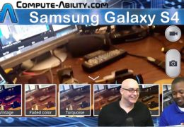 Samsung Galaxy S4 Features Demonstrated